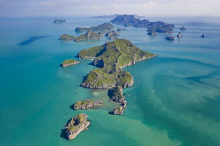 Ang Thong National Park Expedition