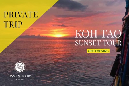 Koh Tao | Private Sunset Tour